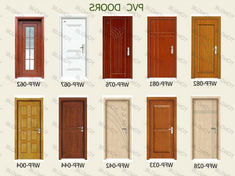 High quality for durable using interior mdf pvc door,yiwu office