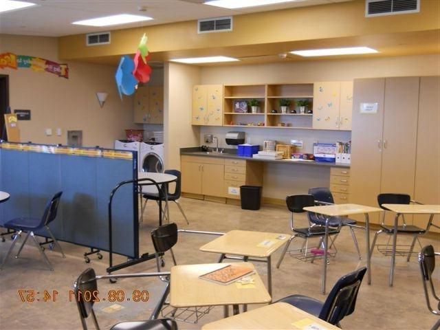 El Capitan High School - Special Education suite with kitchen and...
