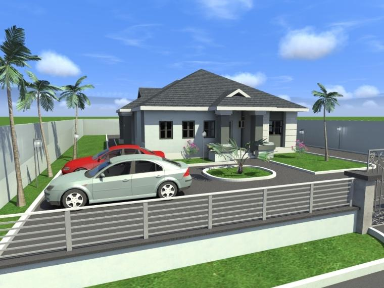 bungalow design you can call me on 08032582385 or e mail...