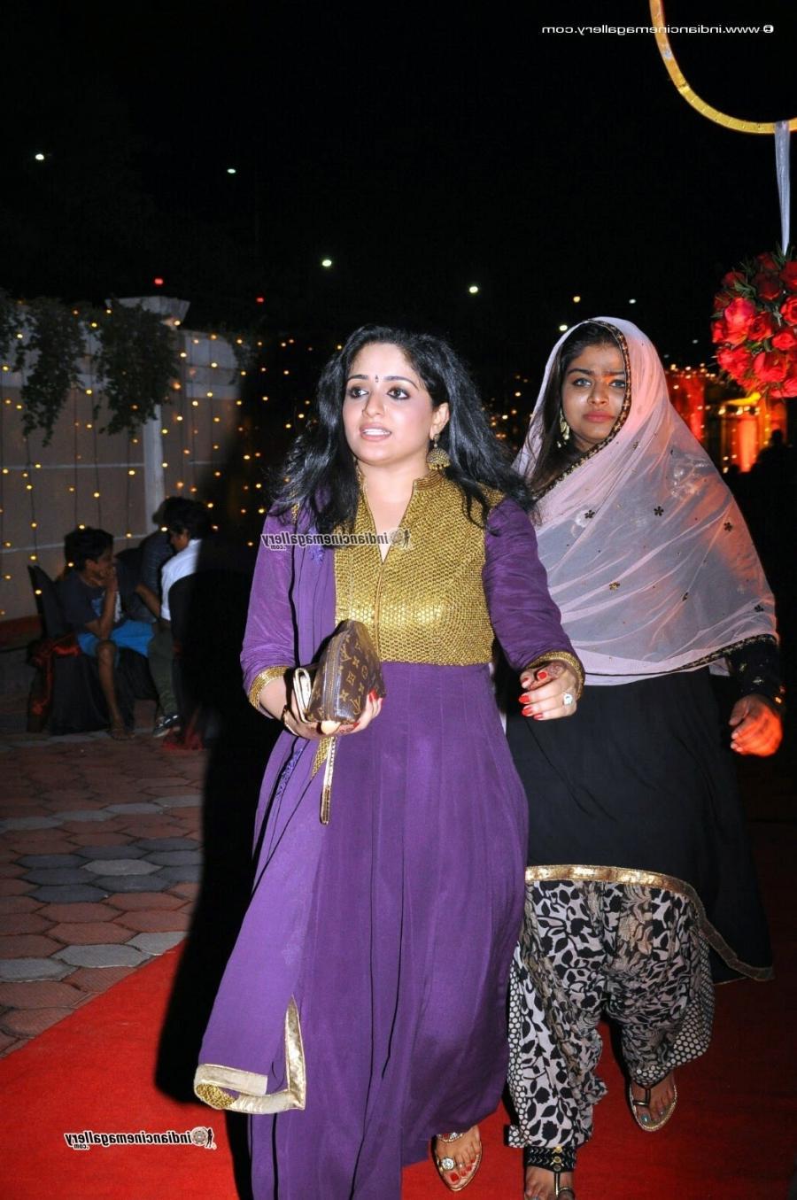 Kavya Madhavan Ann Augustine Wedding Photos, Kavya Madhavan Ann...