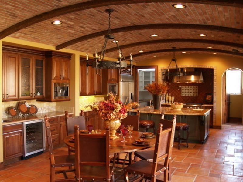... Tuscan Home Decor Ideas for Kitchen and Dining Room ...