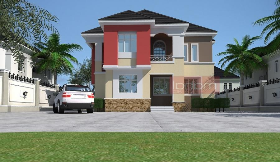 A modest maisonette measuring 12metres by 10.5mtres. Scope: 3...