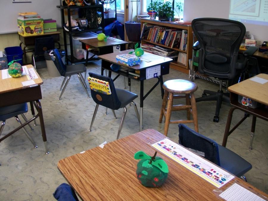 ... special education classroom