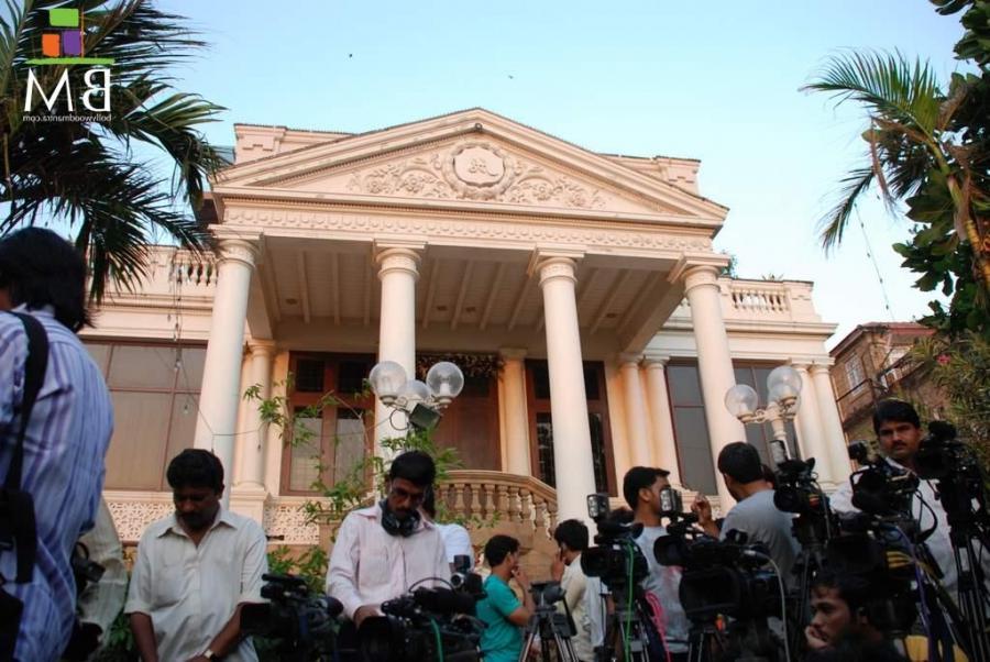 Shahrukh Khanu house Mannat