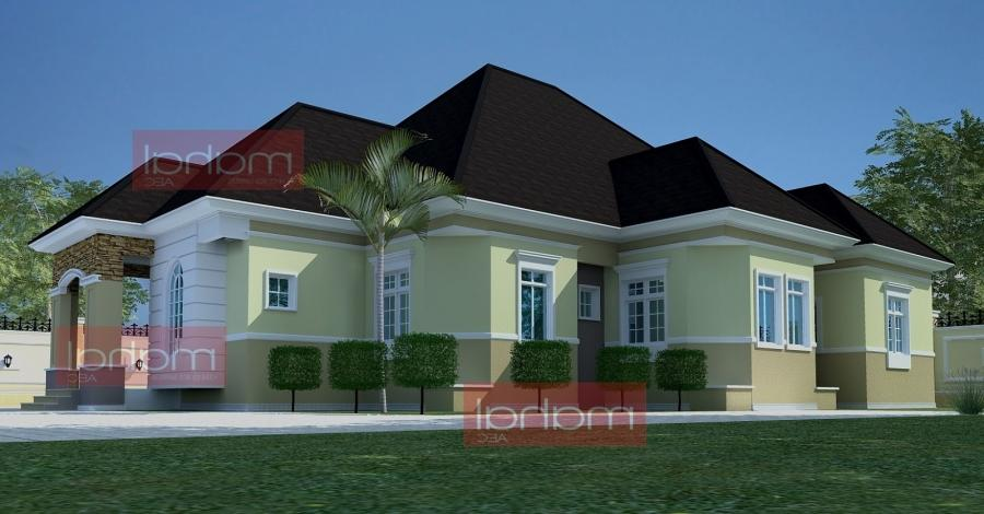 Contemporary Nigerian Residential Architecture: Festus House: 5...