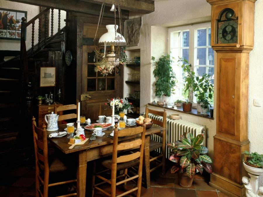 ... Cute and Small Dining Spaces Lotus Design : Marvelous Tuscany...