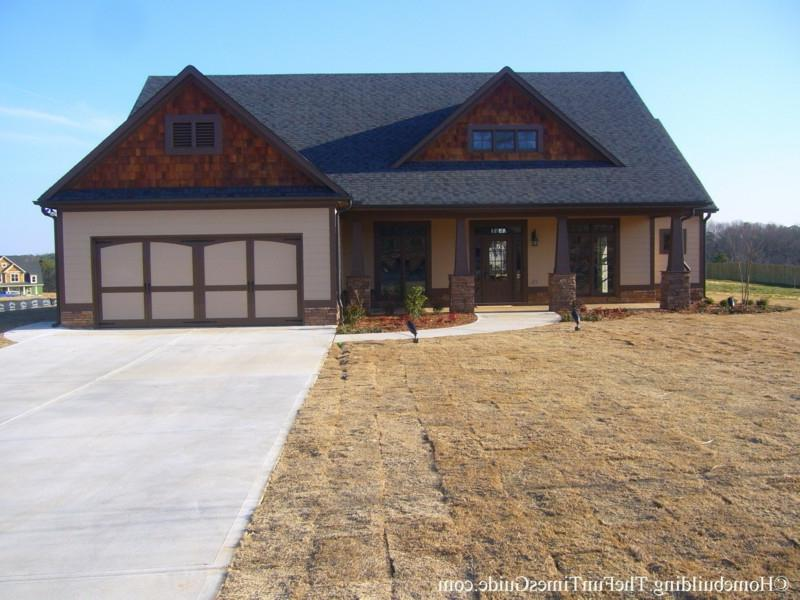 Palmdale craftsman-style home plan