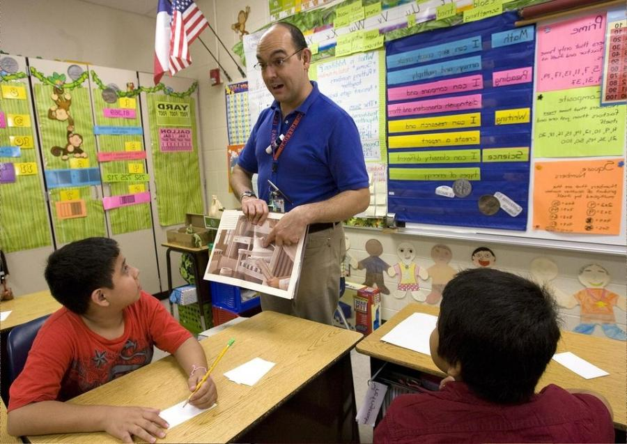 At Galindo Elementary School, special education students shine in...