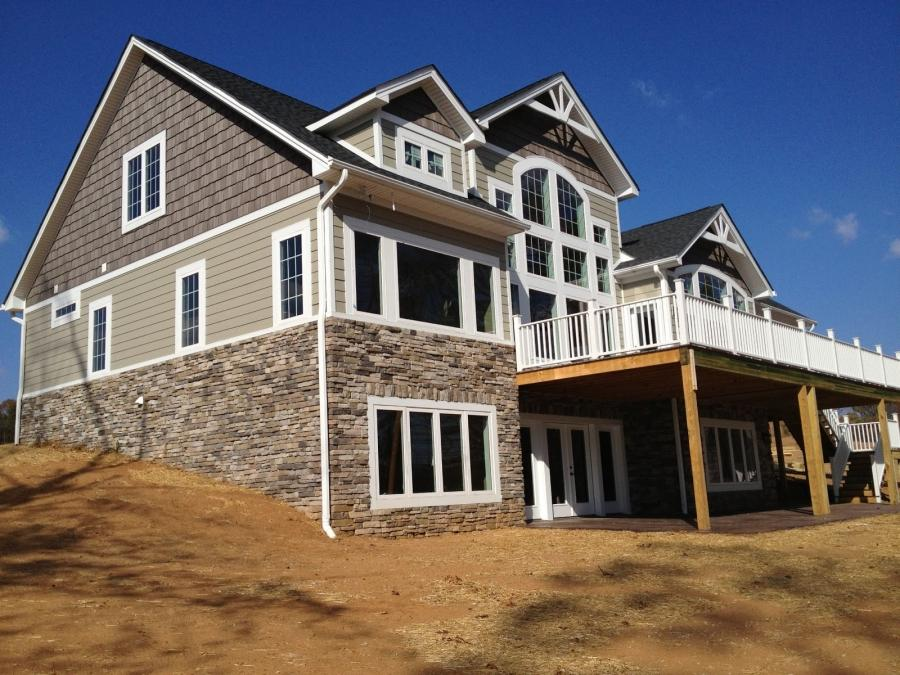 Frank Betz, Wellington Builders, Lynchburg, VA, Custom Home...