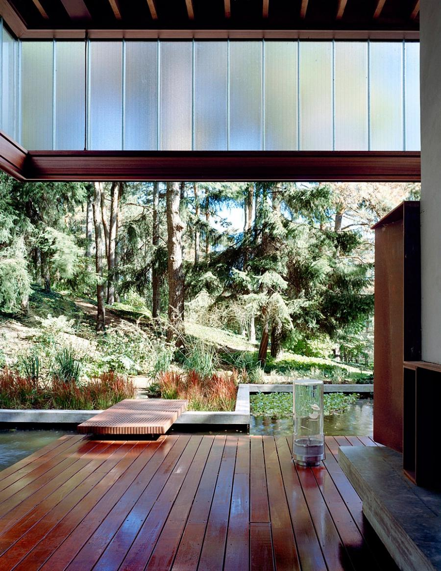 Inspirational Ravine Guest House Shim Sutcliffe Architects...