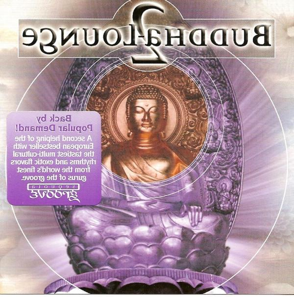 Sequoia Groove Artists ~ Buddha Lounge 2 CD