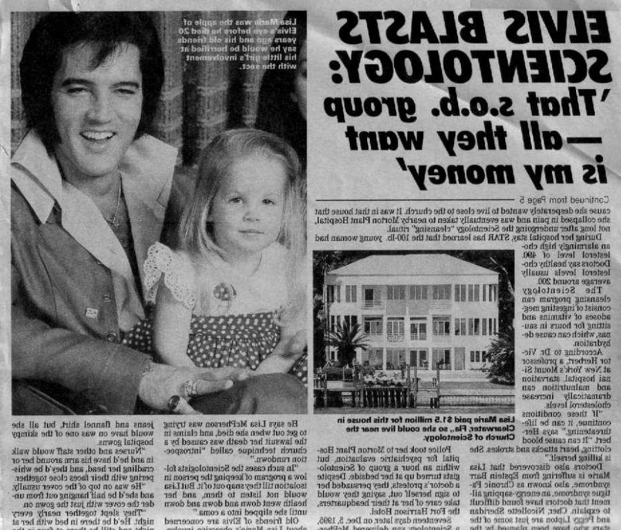 Elvis Presley Death Photos House
