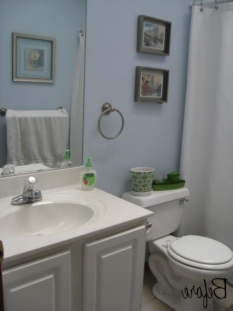 Bathroom Makeover Photos