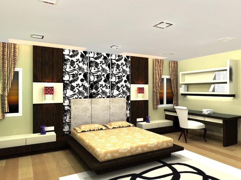 Home interior design photos malaysia for Office design malaysia