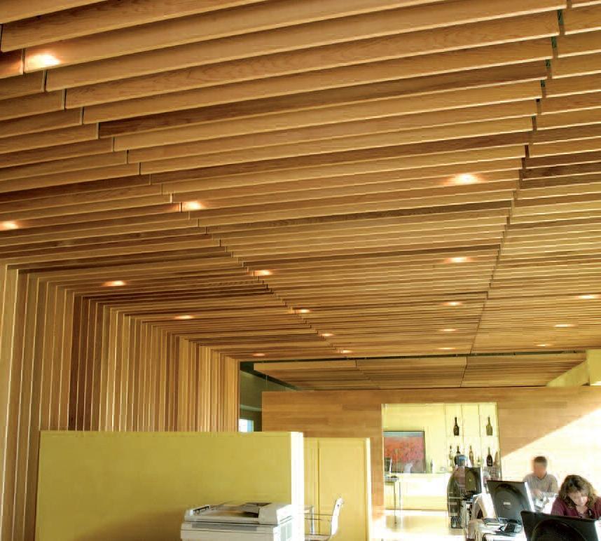 Wood ceilings photos