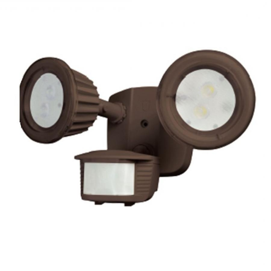 Designers Edge Lighting LED Outdoor Flood Light with Motion...