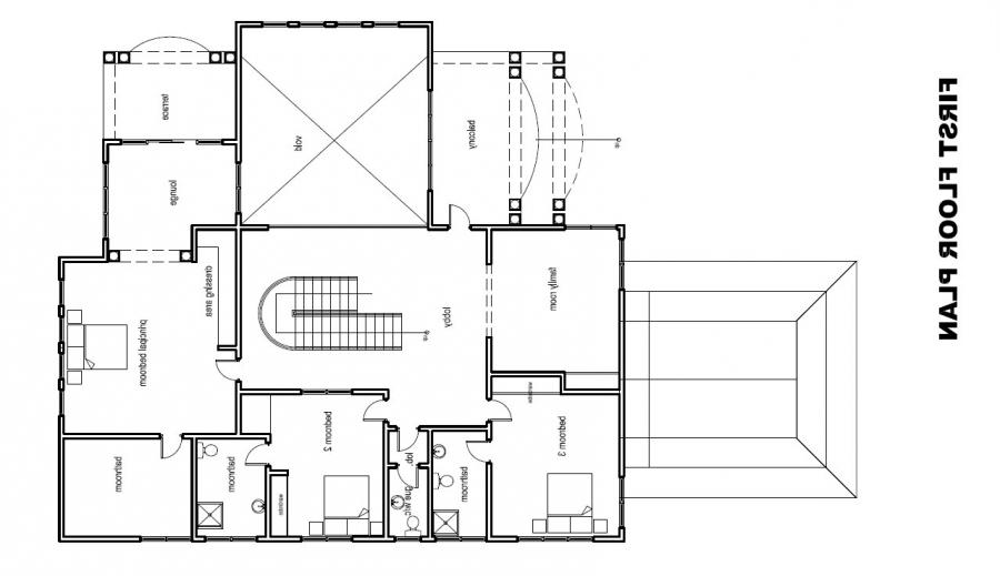 plan Maison Gratuit further Awesome 2d Drawing Gallery Floor Plans House Plans 2d House Plan Pictures as well 22a4ee264934aac3 Best Rambler Floor Plans Slab House Floor Plans also Split Level House Plans additionally South African 5 Bedroom House Plans. on beautiful bungalow houses in nigeria
