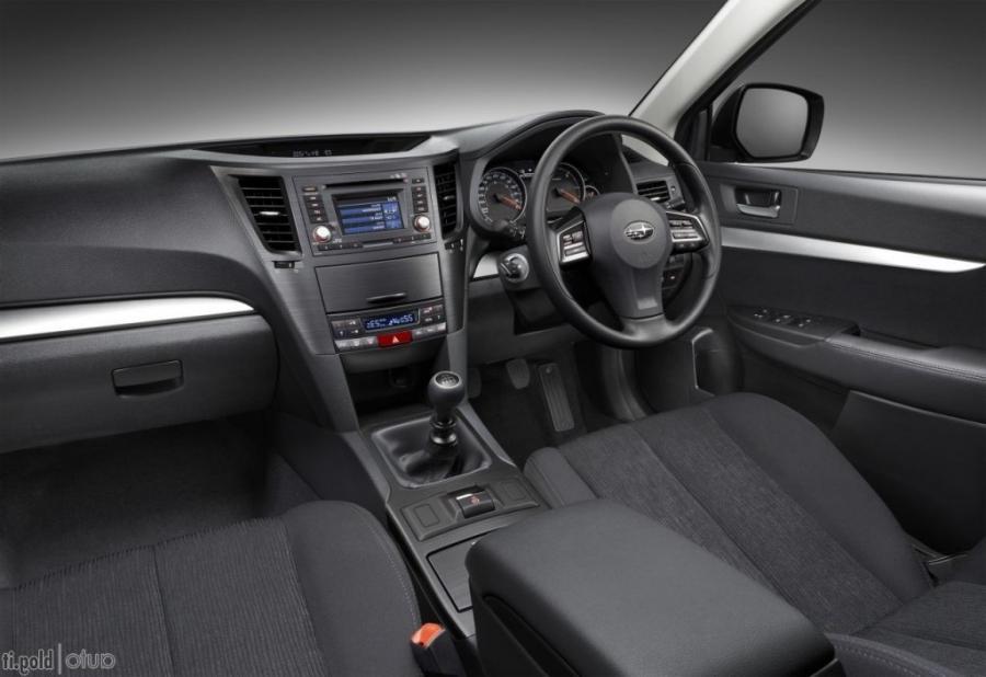 Subaru Outback Interior Photos