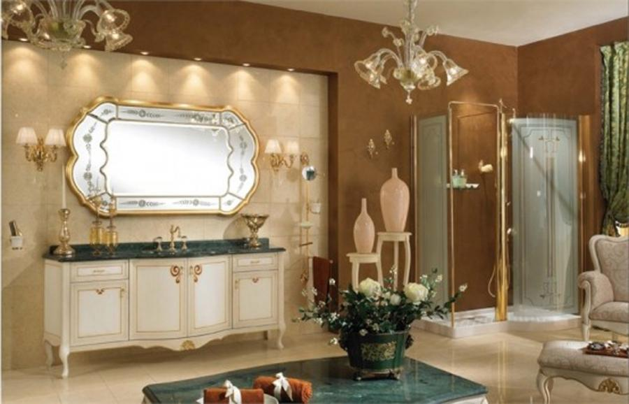 Elegance Bathroom Decoration With Terrific Decoration