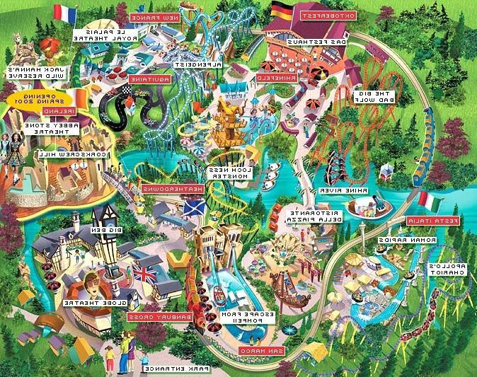 Busch Gardens Williamsburg Adventure Photo