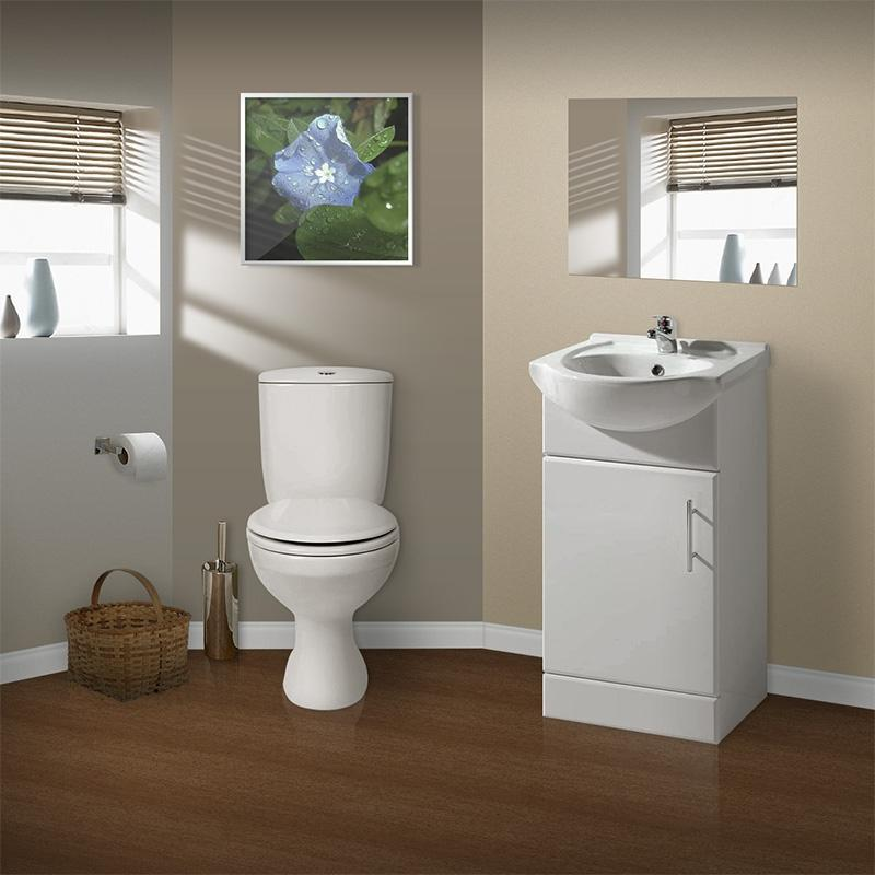 Photos Of Small Cloakrooms