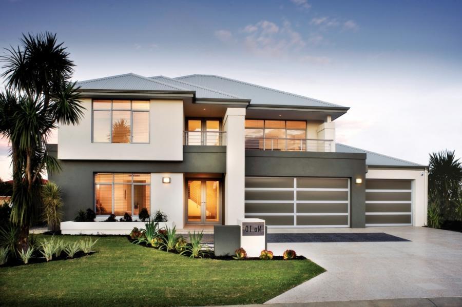 Photos Of Building A House