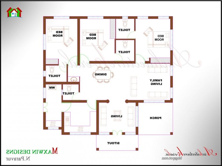 Nalukettu model house plans and photos for Veedu plans and elevations