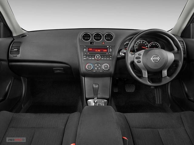 Nissan Altima Coupe Picture # 08 Of 17, Interior, MY 2008,.