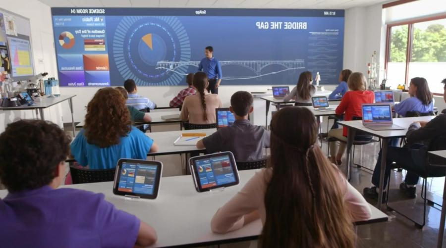 The Future of Classrooms and Curriculum