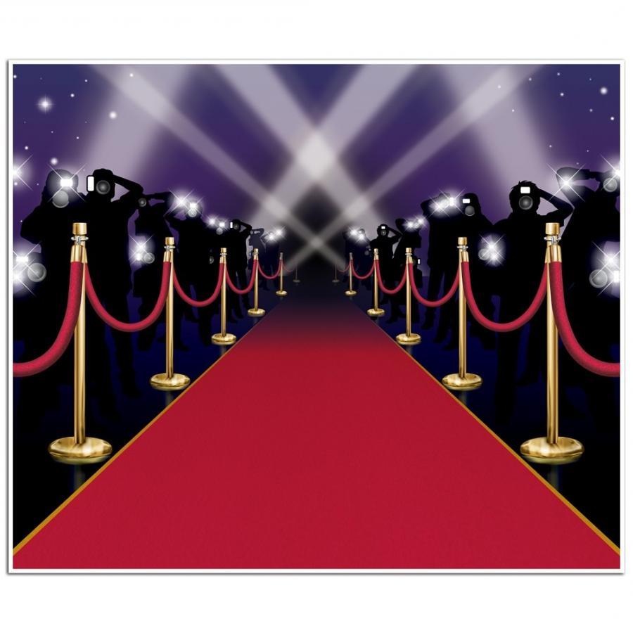 Red Carpet Photo Backdrops