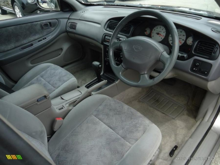 1997 Nissan Altima Interior Photos