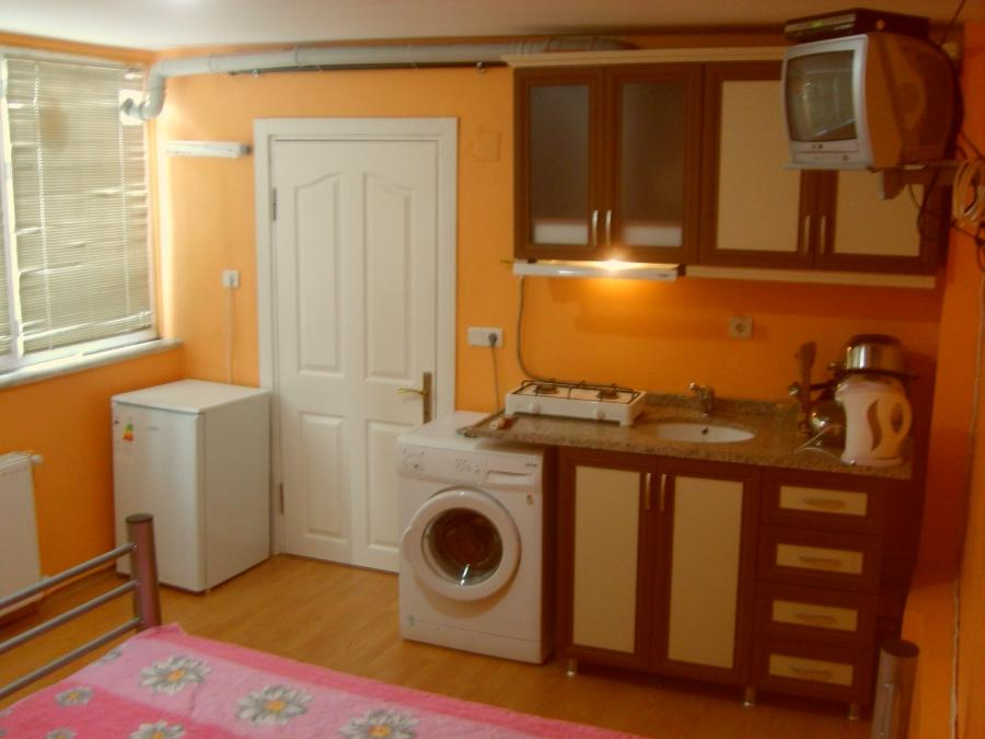 Portfolio Code 71: One room studio furnished flat for rent, Taxim...