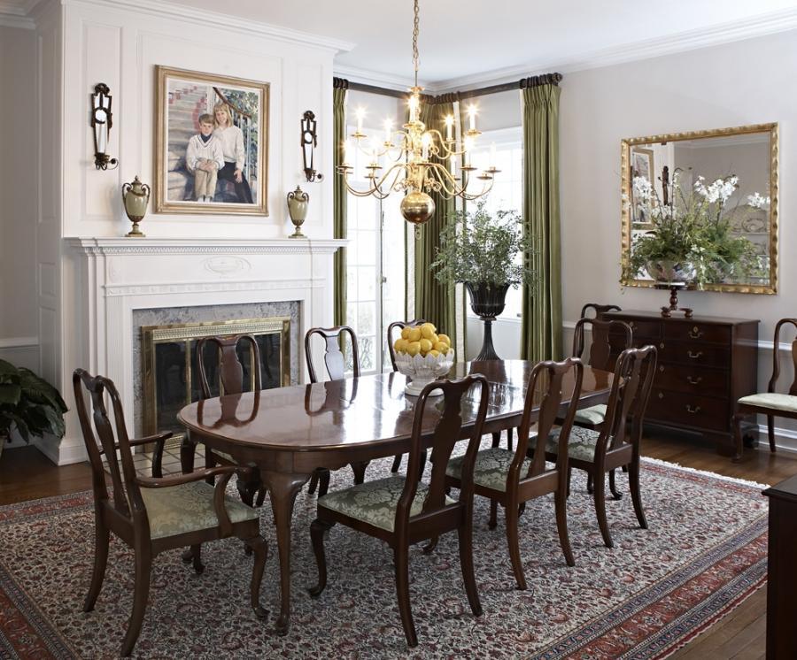 Interior design dining room photos for International interior design firms