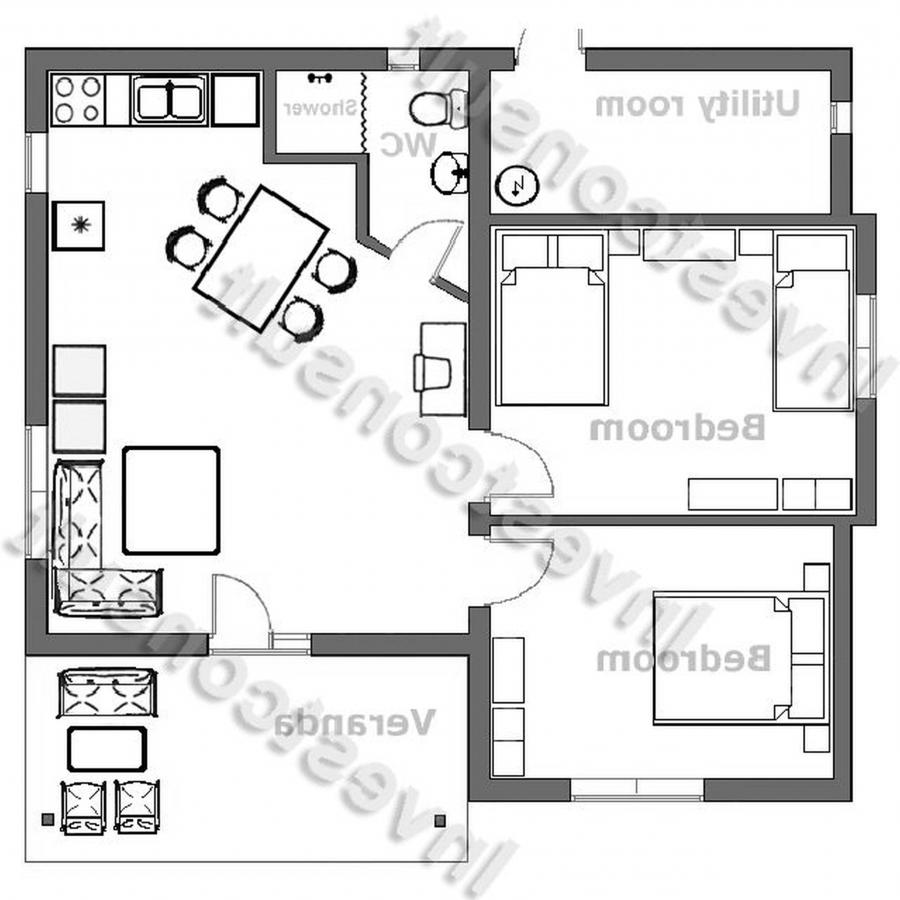 Small Apartment Plans House With Photos