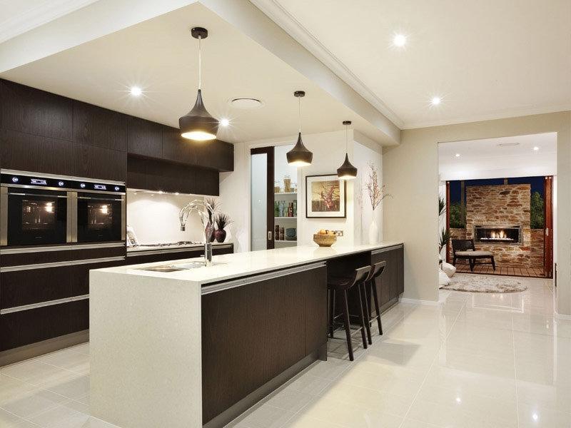 Galley Kitchen Remodel Photo