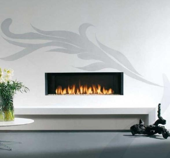 Gas Fireplace Design Ideas Photos