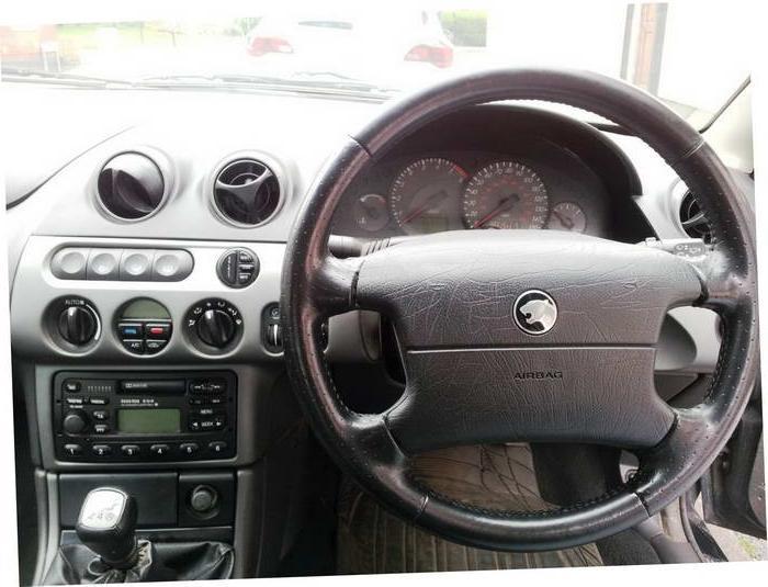 mercury cougar 2000 interior