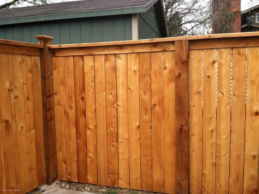 Decorative wooden fence photos - Decorative wooden fences ...
