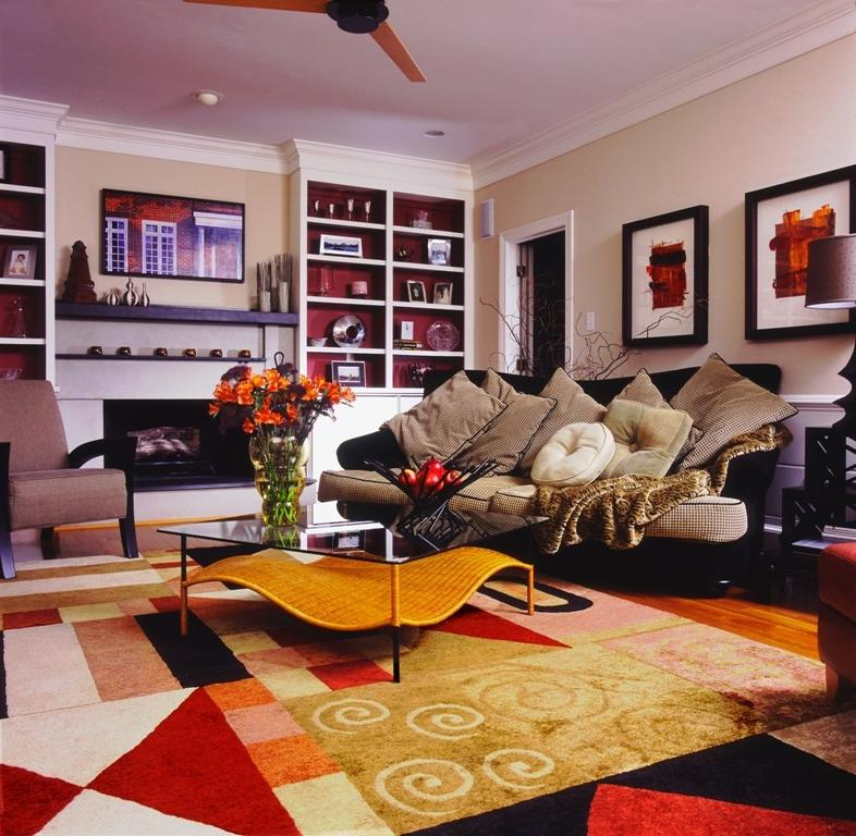 Photos Of Contemporary Family Rooms