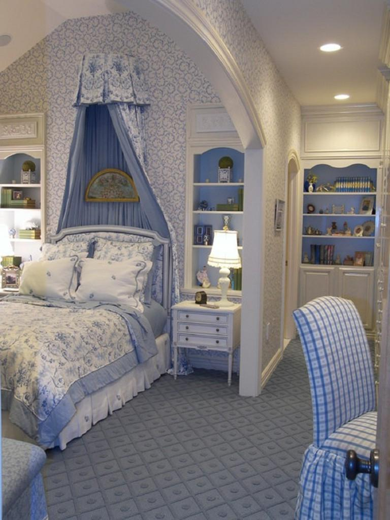 French bedrooms photos for French bedroom ideas