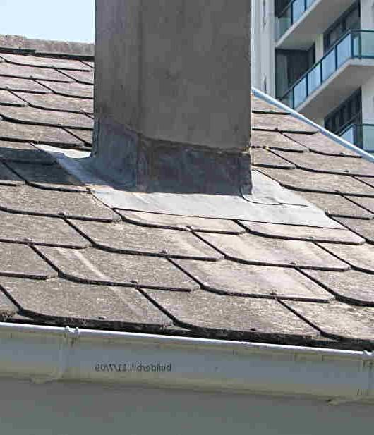 Asbestos Roof Shingles Photos