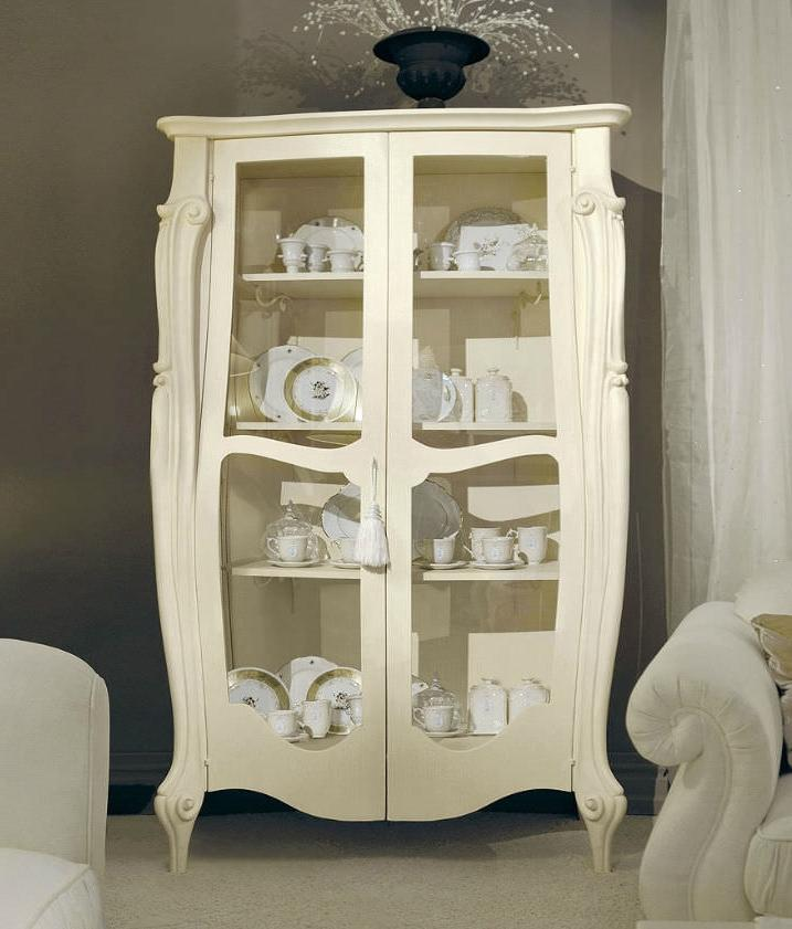 Classic style china cabinet - LORD