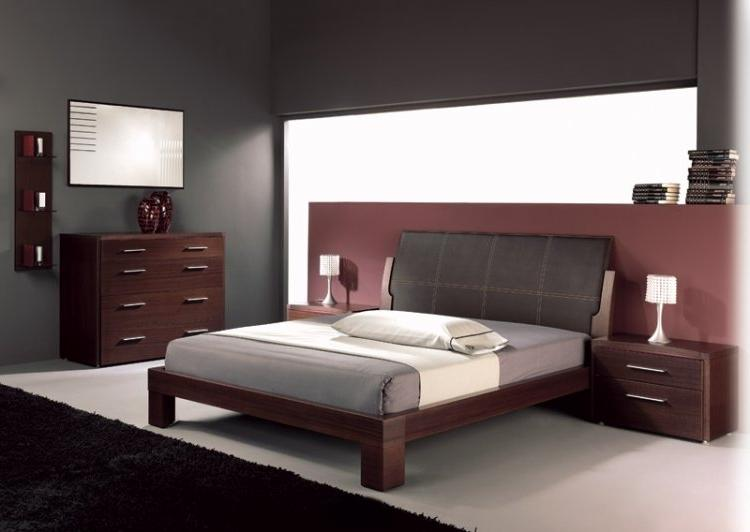 You can save Contemporary Italian Brown Bedroom Decorating Ideas...