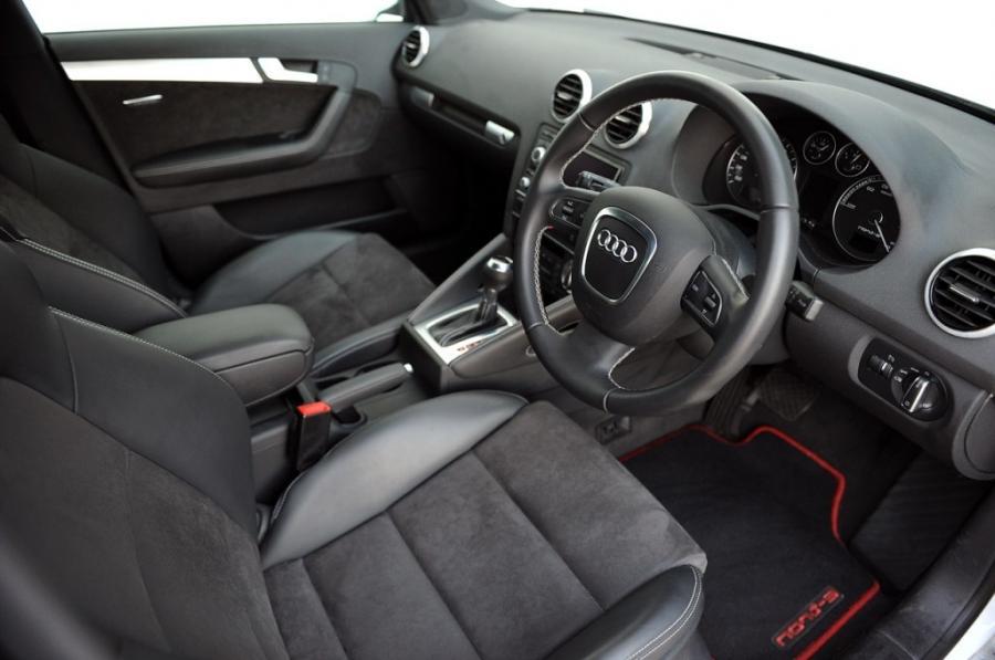 Audi A3 Photos Interior