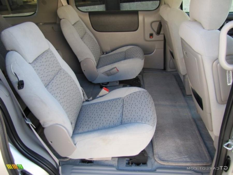 Chevy Uplander Interior Photos