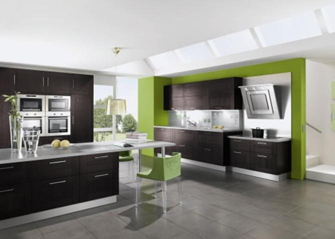 Modern kitchen design photos 2010 for Modern kitchen designs 2010