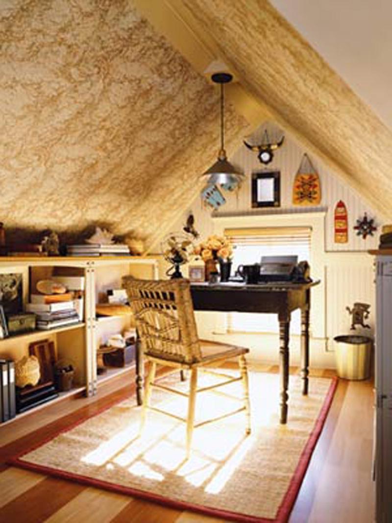 cute attic room ideas - Attic ideas photos