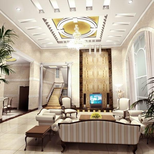 Beautiful Luxury House Interior Design: Beautiful Luxury House...