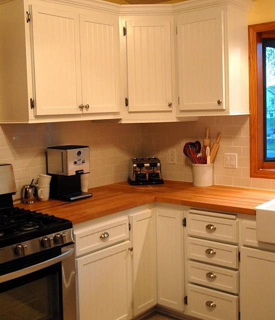 Photos of bead board cabinets for Beadboard cabinets kitchen ideas
