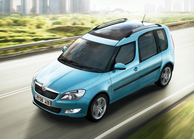 2014 Skoda Fabia Details And Pictures Motorbeam Html
